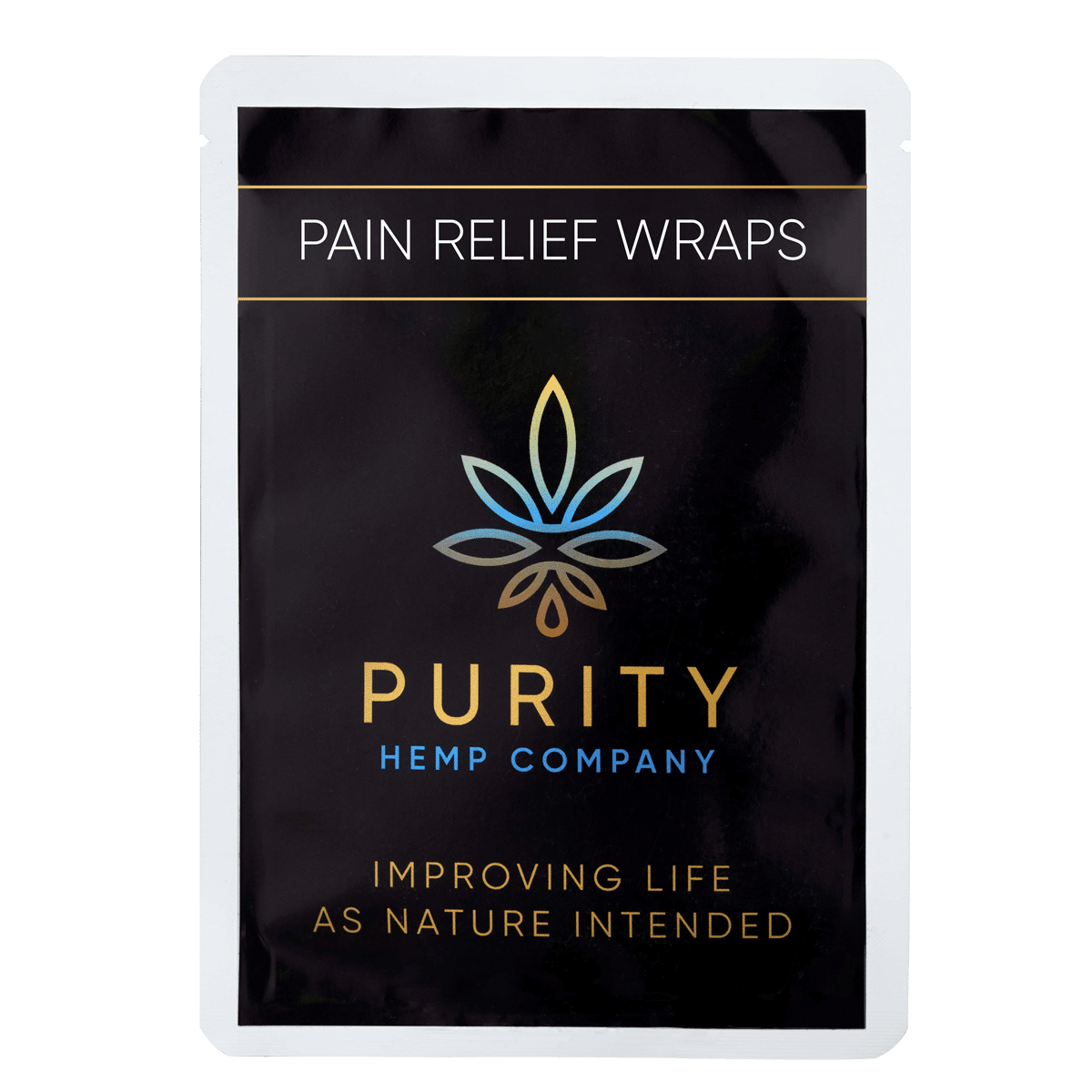 CBD Pain Relief Wraps - Purity Hemp Co