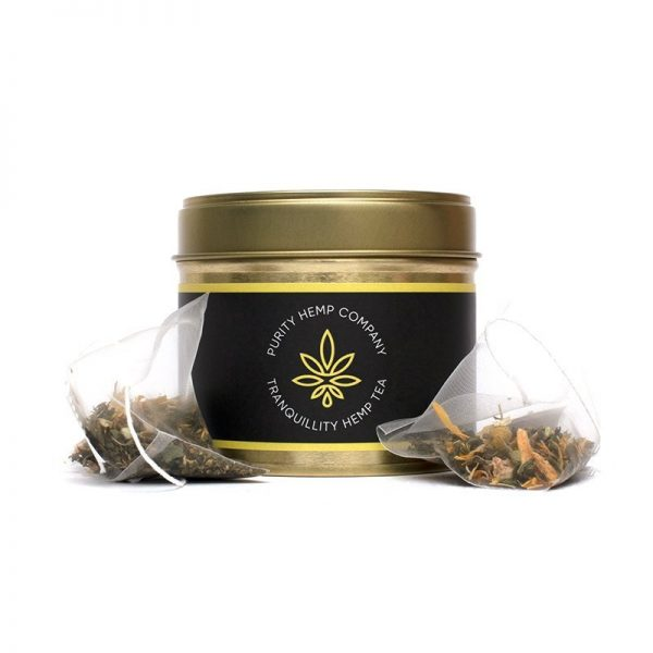 purity tranquility hemp tea 1