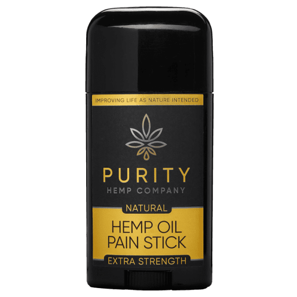 Purity Hemp Company Hemp Oil Pain Stick Extra Strength