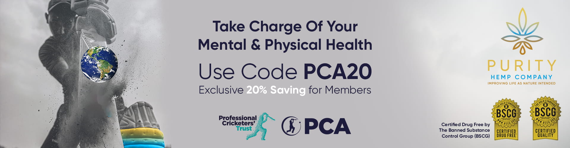 Take Charge of your Mental & Physical Health